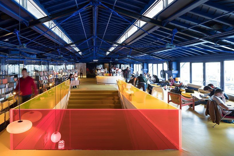 sharing the same building as the mercado da ribeira – lisbon's oldest food market – is 'second home lisboa', the portuguese capital's latest creative co-working space to open