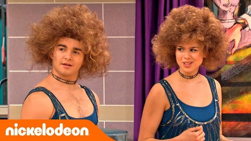 Грозная семейка Лучшие моменты 🌟 Nickelodeon Россия
