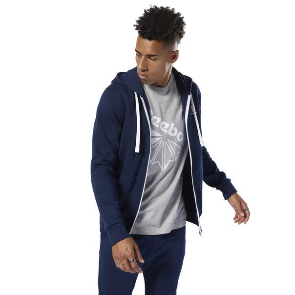 Худи Classics Fleece Full-Zip