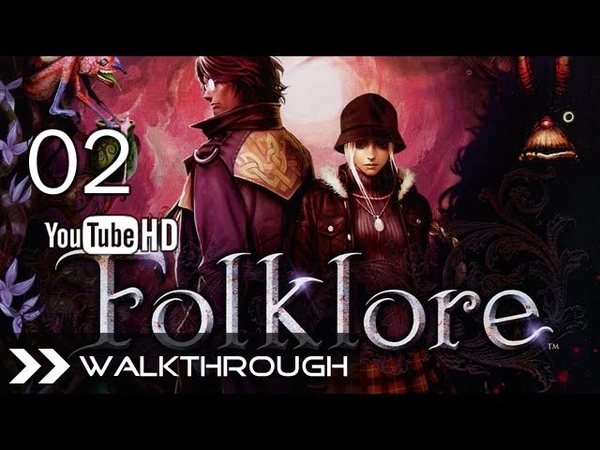Folklore (PS3) - Walkthrough Gameplay Playthrough Let's Play Part 2 (Doolin - Ellen) HD 1080p