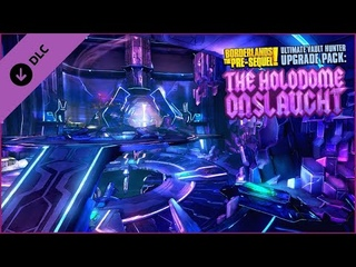Borderlands The Pre-Sequel DLC The Holodome Onslaught