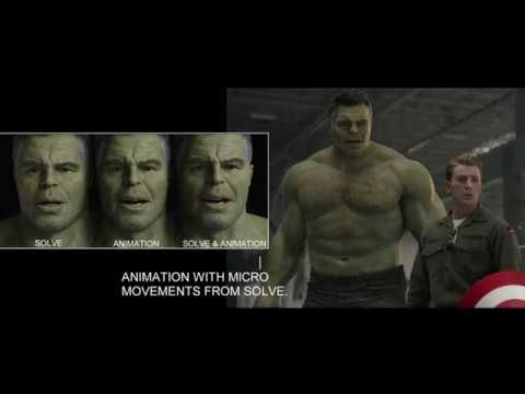 Avengers Endgame VFX Breakdown Framestore