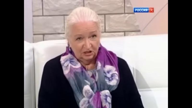 Татьяна Черниговская. Про интуицию