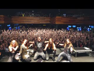 Epica in Moscow (October 12th 2019)