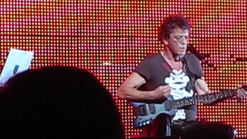 Lou Reed Solsbury Hill LIVE NYC 3May2010