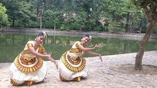Onam Is Here | Mohiniyattam | Adira and Aishwarya Das