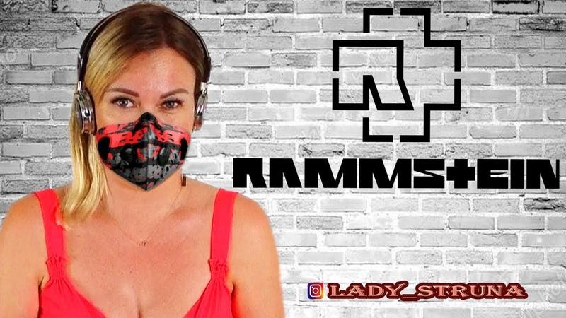 Цимбалы Rammstein Mutter Самохина Евгения играет каверы на цимбалах dulcimer hackbrett