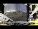 Течь топливного бака, снятие и установка на Киа Соренто 2005 Kia Sorento 2,5