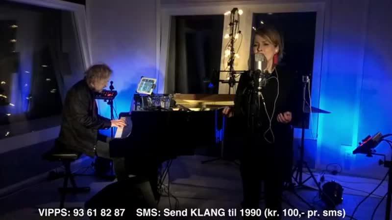 Benedicte Torget og Øystein Sevåg konsert på nett 02 04 2020