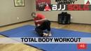 BJJ Solo - 30 Minute Brazilian Jiu Jitsu Movements Workout