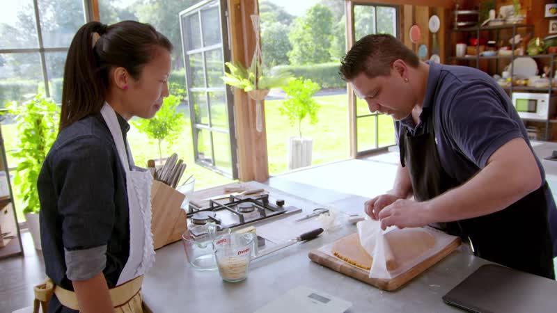 С 16 сентября по будням в 22:40 смотрите 2 сезон шоу «Великий пекарь Австралии».