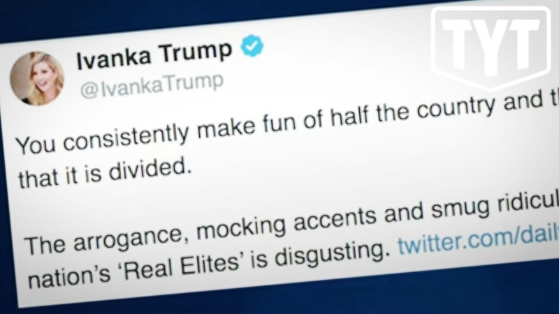 Ivanka EXPLODES on Twitter After CNN Mocks Trump and Supporters