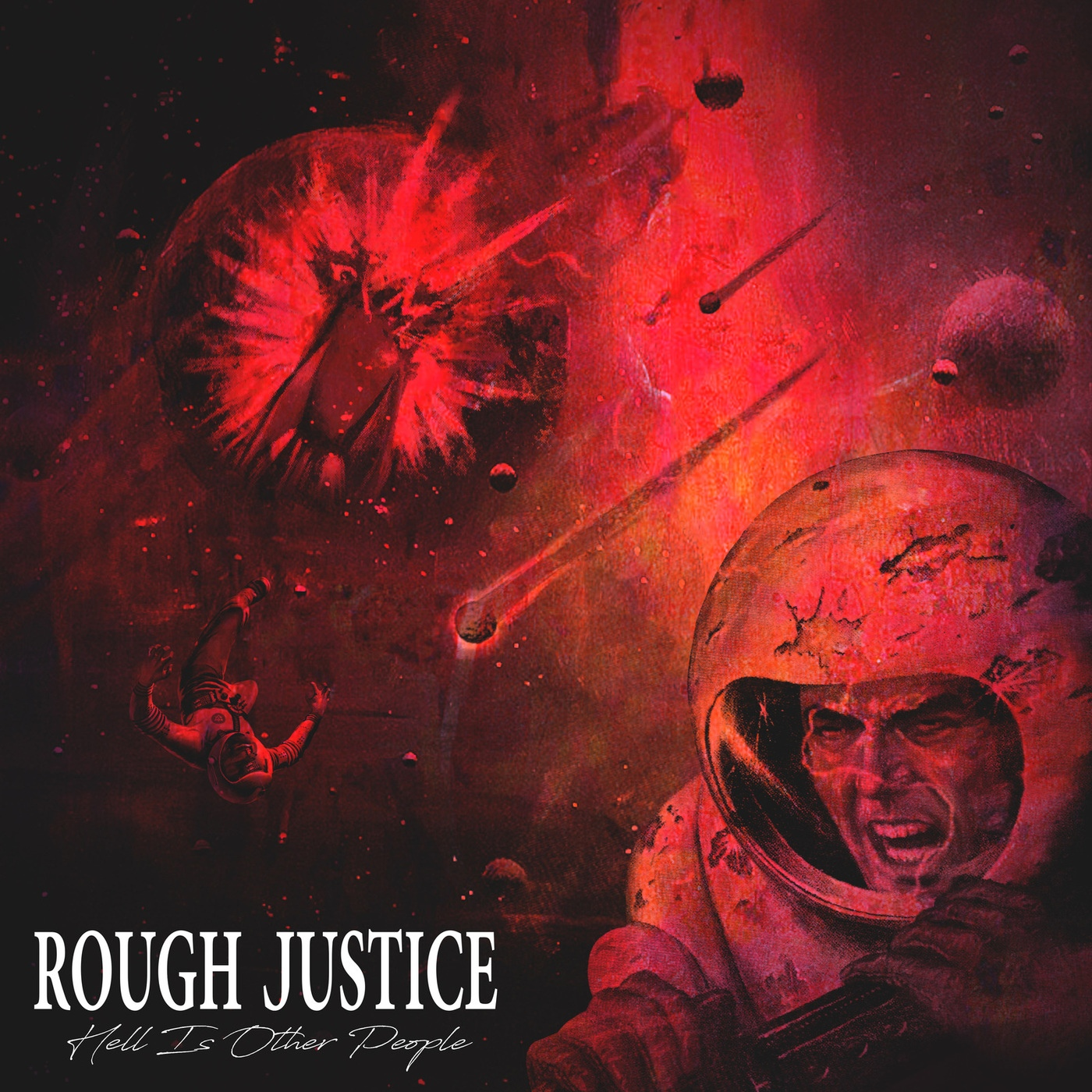 Rough Justice - Hell Is Other People [EP] (2019)