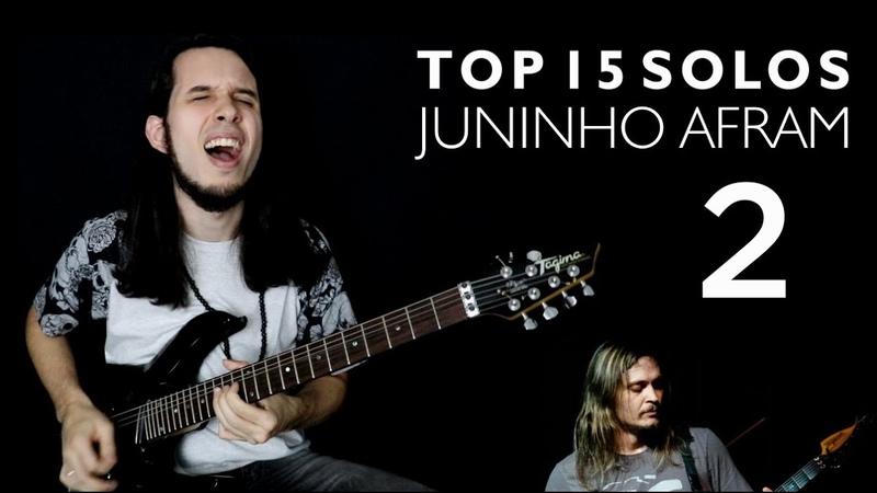 TOP 15 Solos Juninho Afram Oficina G3 Part 2