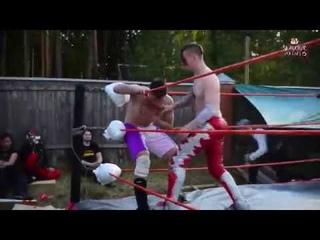 Highlights RUW Slavonic Violence 1.5: Ivan Mourne vs. Vulture vs. Tornado