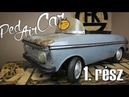 PedAirCar 1 rész Kis autó Nagy álom