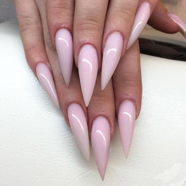 форма ногтей стилеты картинки развода первым мужем