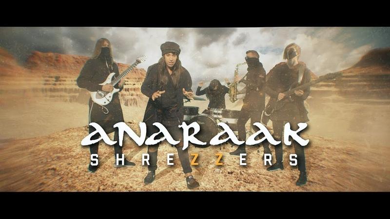 SHREZZERS Anaraak feat Ronnie Canizaro