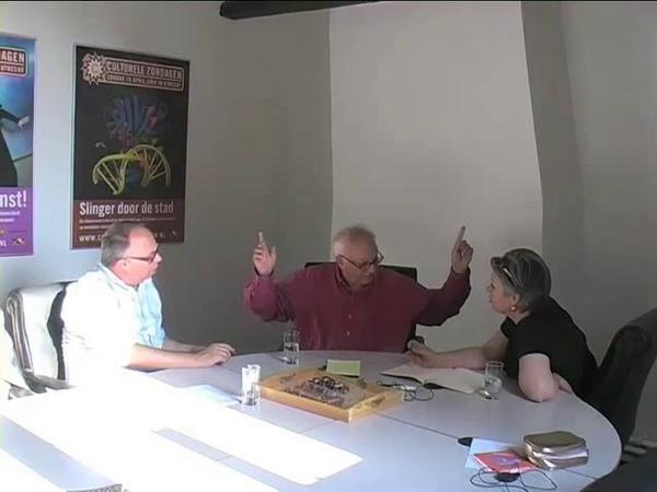 Etienne Balibar Charles Esche and Maria Hlavajova interview