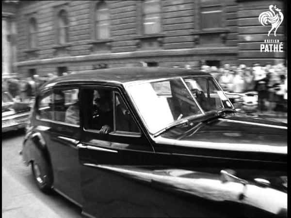 Colonel Borman Visit 1969
