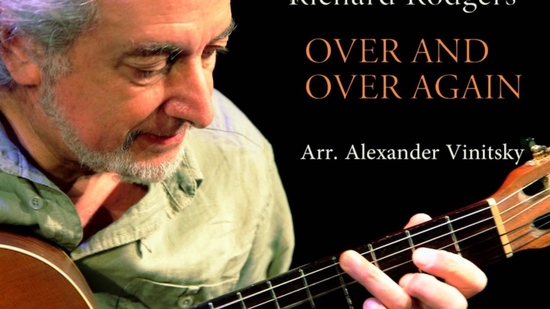 Richard Rodgers OVER AND OVER AGAIN Arr Alexander Vinitsky