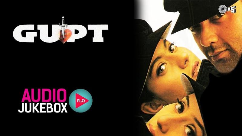 Gupt Jukebox Full Album Songs Bobby Deol Kajol Manisha Viju Shah