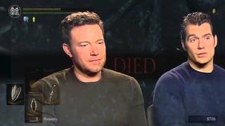 Ben Affleck's reaction to Dark Souls