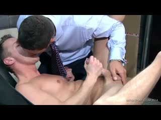 2guysps4hung hot arab fucks delivery guy in sling free gay video by .
