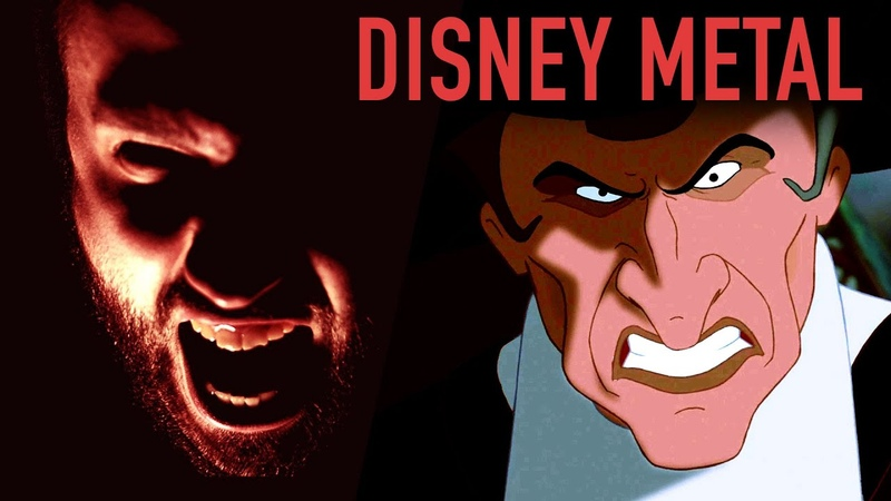 Bells of Notre Dame Disney's Hunchback METAL cover Jonathan Young Caleb Hyles