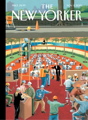 The New Yorker - November 11  2019 UserUpload