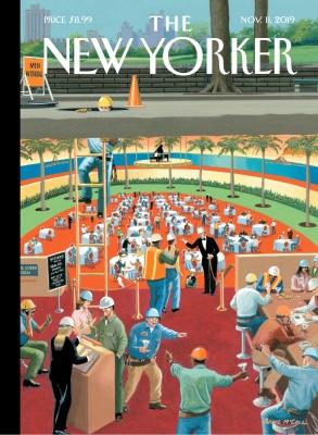 The New Yorker - November 11  2019 UserUpload