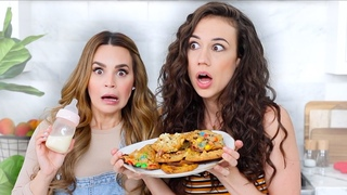 Eating Cookies With My Breast Milk! with Rosanna Pansino