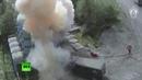 Электромонтажник выжил после удара током в шесть тысяч вольт — видео