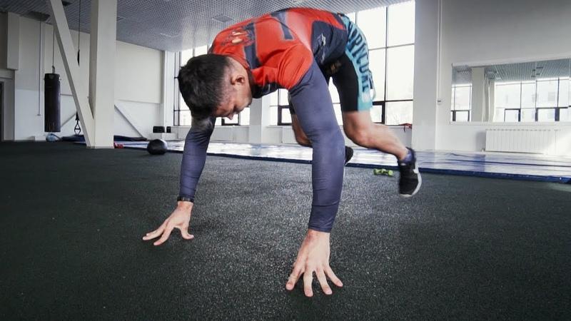 Как укрепить кисть для удара Забытое упражнение