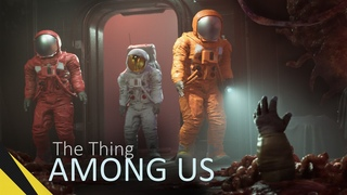 The Thing AMONG US [DIRECTORS CUT] | Animation Movie
