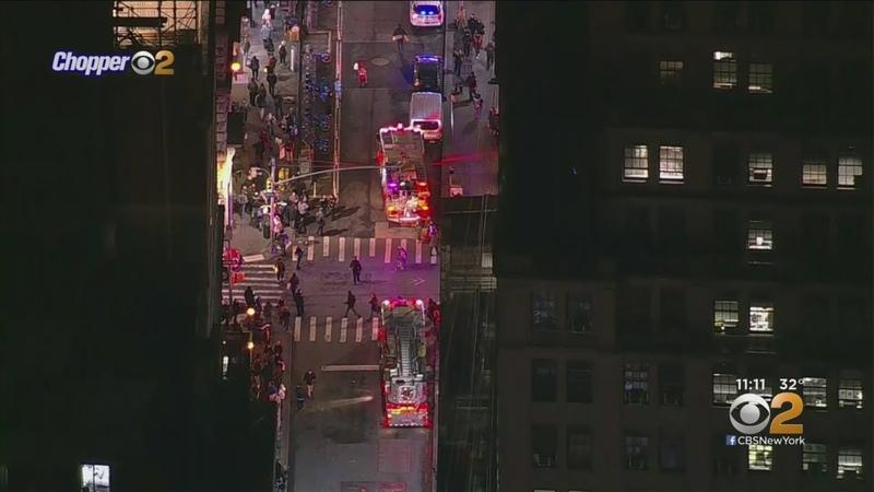 2-Year-Old Killed By Manhattan Subway Train