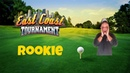 Golf Clash tips Playthrough Hole 1 9 ROOKIE TOURNAMENT WIND East Coast Tournament!