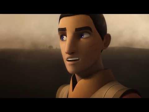 Звёздные войны: Повстанцы Ночь джедая Star Wars Сезон 4 Серия 10