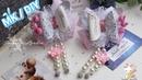 Модные бантики из лент / мастер-класс Любовь Морковь Канзаши DIY VERY FASHIONABLE ribbon bows