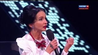 """Фрагменты проекта канала Россия1 """"Танцев со звёздами 2015""""  Алла Сигалова."""