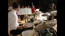 Valnev Ivan (from Vizit - Jazz Orchestra) - Killing me softly whith his song (Drum Cam)