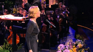 """Rebecca Luker sings """"All I Ask of You"""" with the Mormon Tabernacle Choir"""