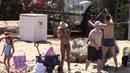 Jenna Dewan in Bikini Enjoying in Malibu Beach(1)😉
