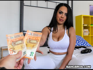 Bangbros - horny maid fucks for money / potro de bilbao & katrina moreno