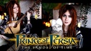Prince of Persia Time Only Knows Gingertail Cover