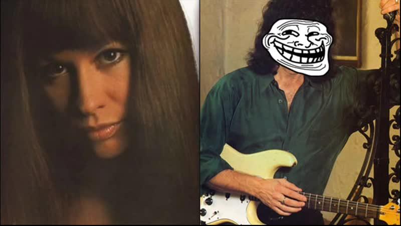 Astrud Gilberto (1966) vs. Deep Purple (1971)