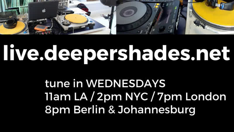 DSOH 675 Lars Behrenroth in the mix Deeper Shades Of House