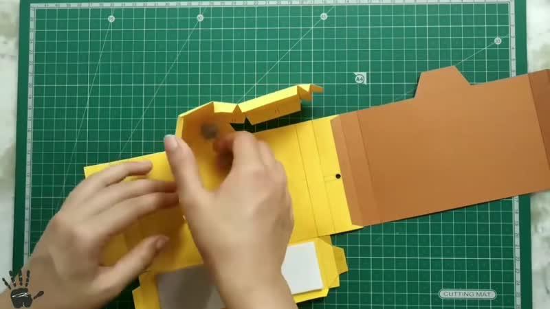 DIY Unique Instax Camera Card Tutorial Part 1 Handmade Gift Ideas for Boyfrie