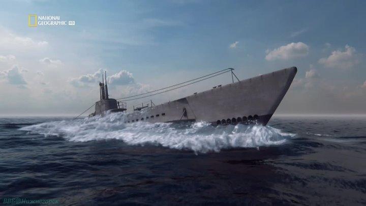 «Вторая мировая: Подводный ад (07). Раненный воин» (Документальный, история, исследования, 2018)