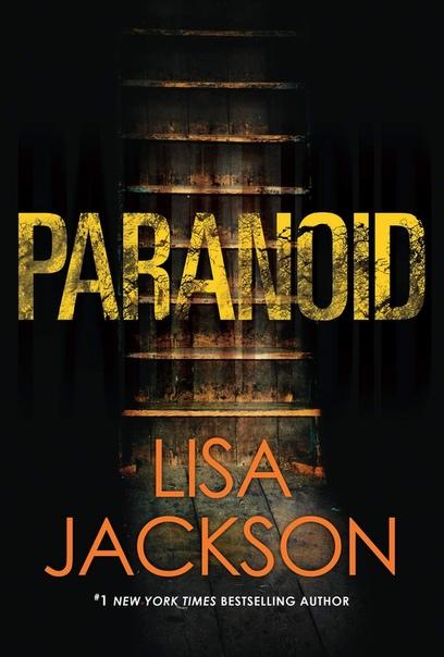 Paranoid - Lisa Jackson